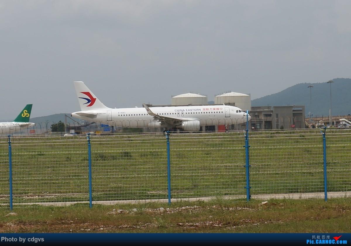 Re:[原创]【KMG】阴天独游长水,有宽体,有彩绘 AIRBUS A320-200 B-8563 中国昆明长水国际机场