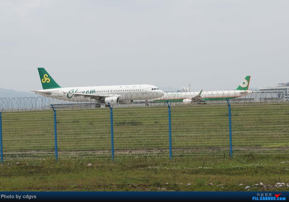 Re:[原创]【KMG】阴天独游长水,有宽体,有彩绘 AIRBUS A320-200 B-6708