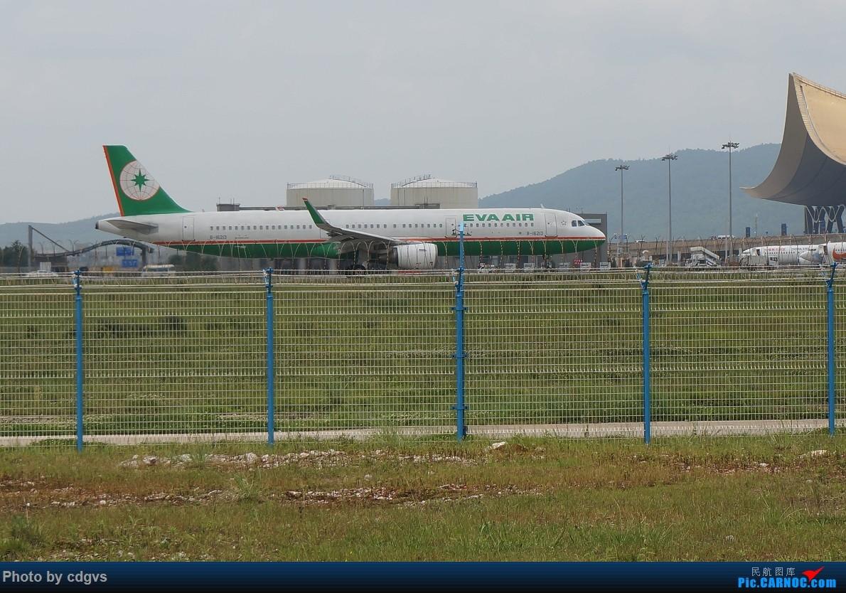 Re:[原创]【KMG】阴天独游长水,有宽体,有彩绘 AIRBUS A321-200 B-16213 中国昆明长水国际机场
