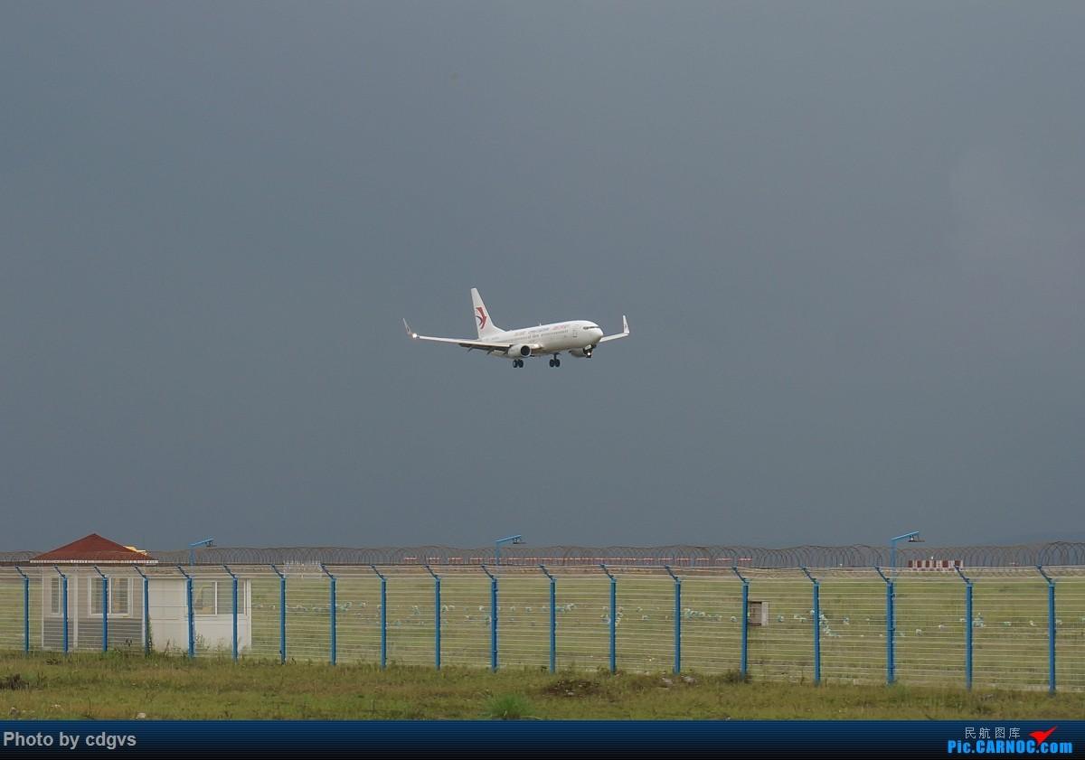 Re:[原创]【KMG】阴天独游长水,有宽体,有彩绘 BOEING 737-800 B-5701 中国昆明长水国际机场