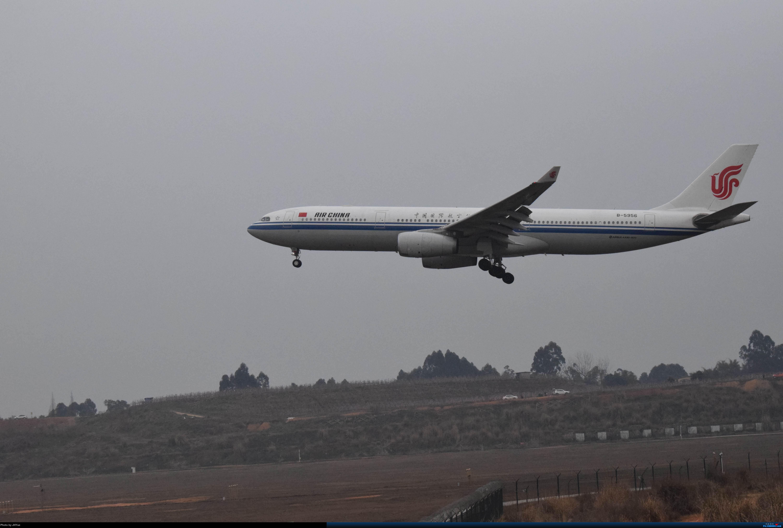 B-5956Airbus A330-300 AIRBUS A330-300 B-5956 中国成都双流国际机场