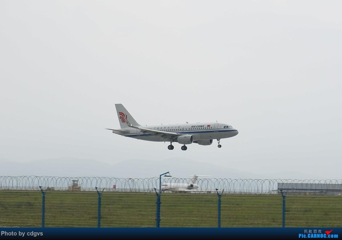 Re:[原创]【KMG】阴天独游长水,有宽体,有彩绘 AIRBUS A319-100  中国昆明长水国际机场