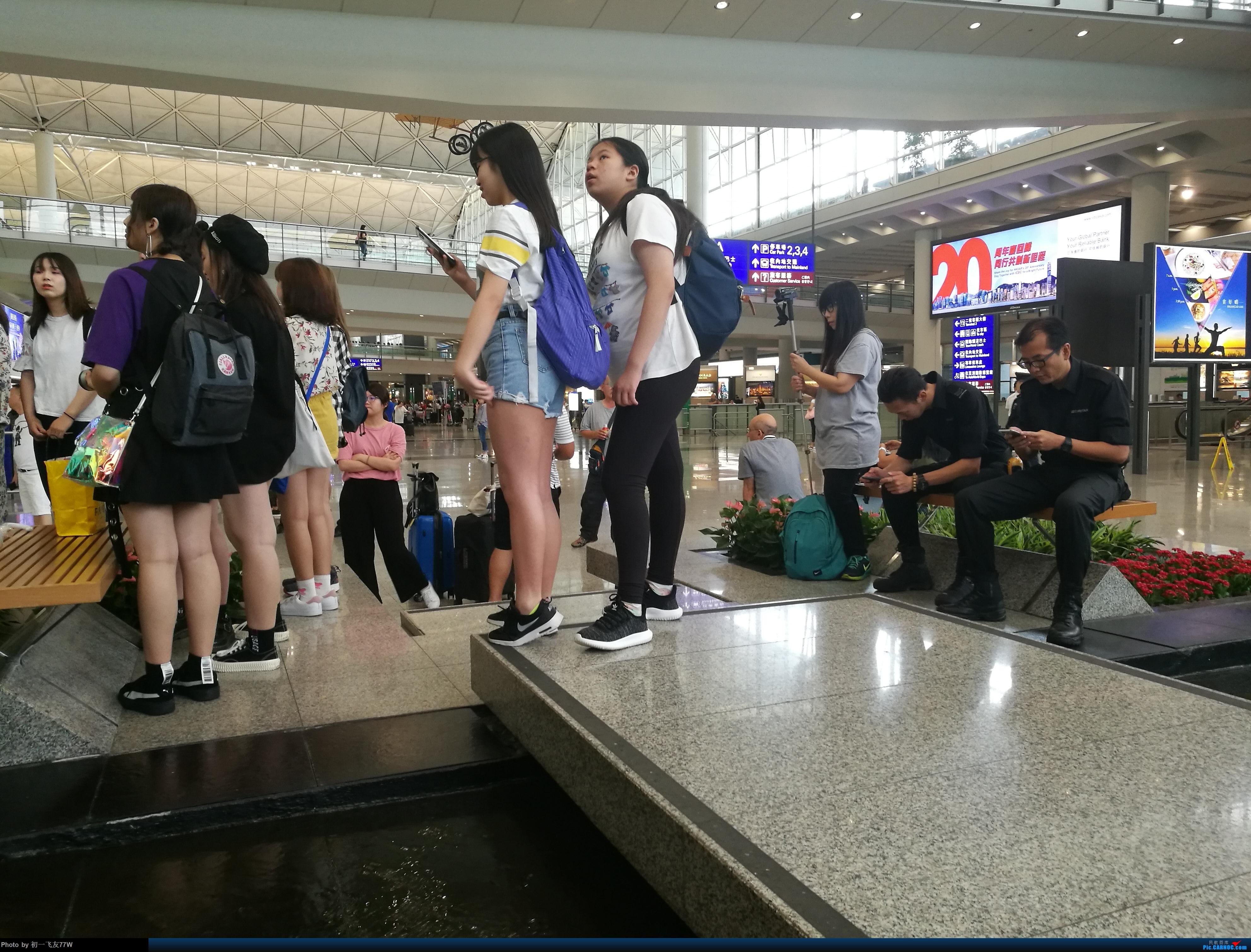 Re:[原创]香港到蒙特利尔,中转多伦多    中国香港国际机场