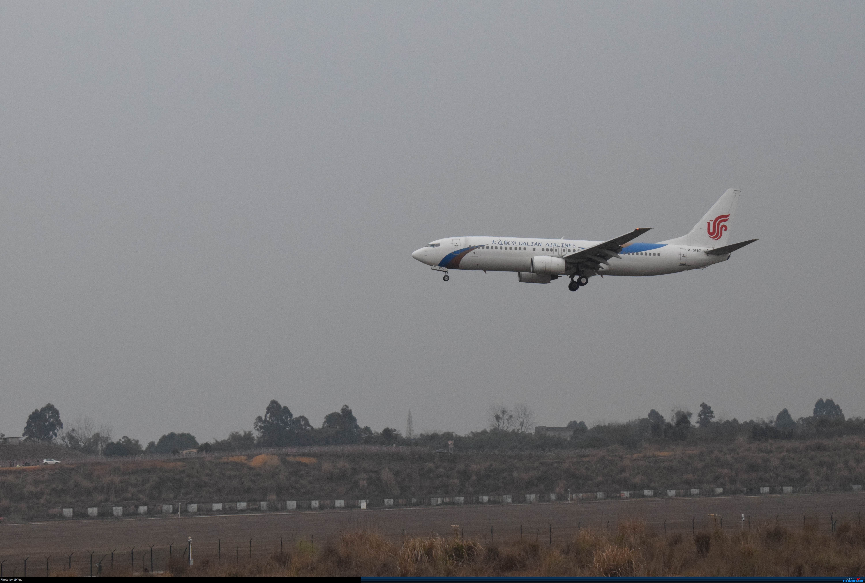 [原创]B-5197Boeing 737-800 BOEING 737-800 B-5197 中国成都双流国际机场