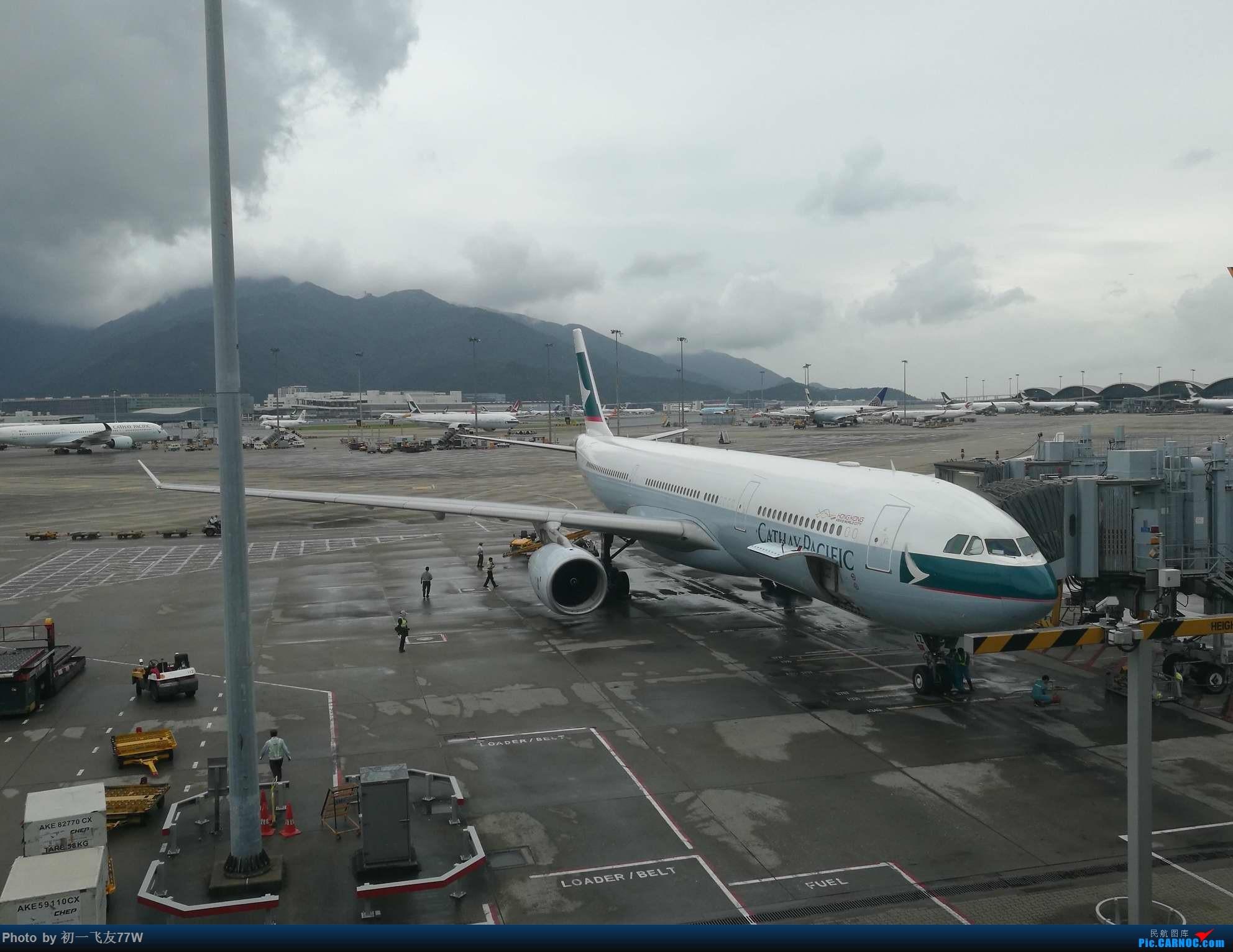 Re:[原创]香港到蒙特利尔,中转多伦多 A330