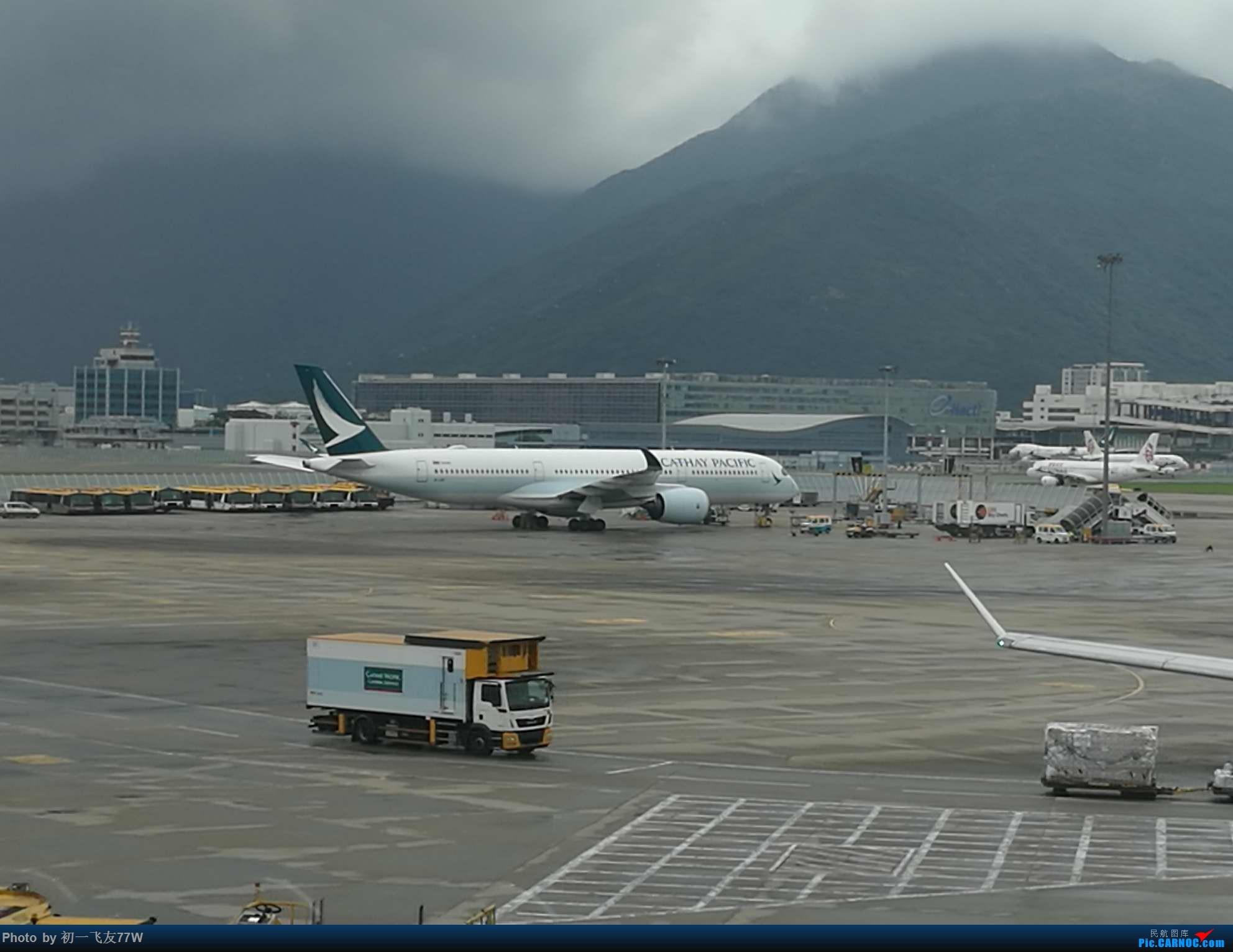 Re:[原创]香港到蒙特利尔,中转多伦多 AIRBUS A350-900