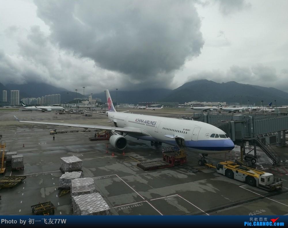 Re:[原创]香港到蒙特利尔,中转多伦多 AIRBUS A330-300 B-18351