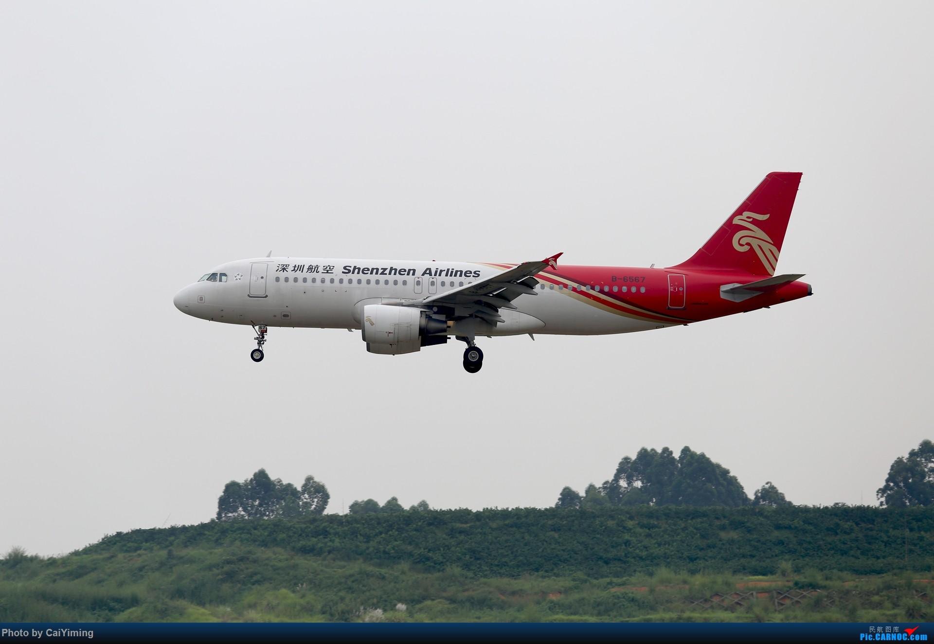 Re:[原创]成都双流水泥厂的日常 AIRBUS A320-200 B-6567 中国成都双流国际机场