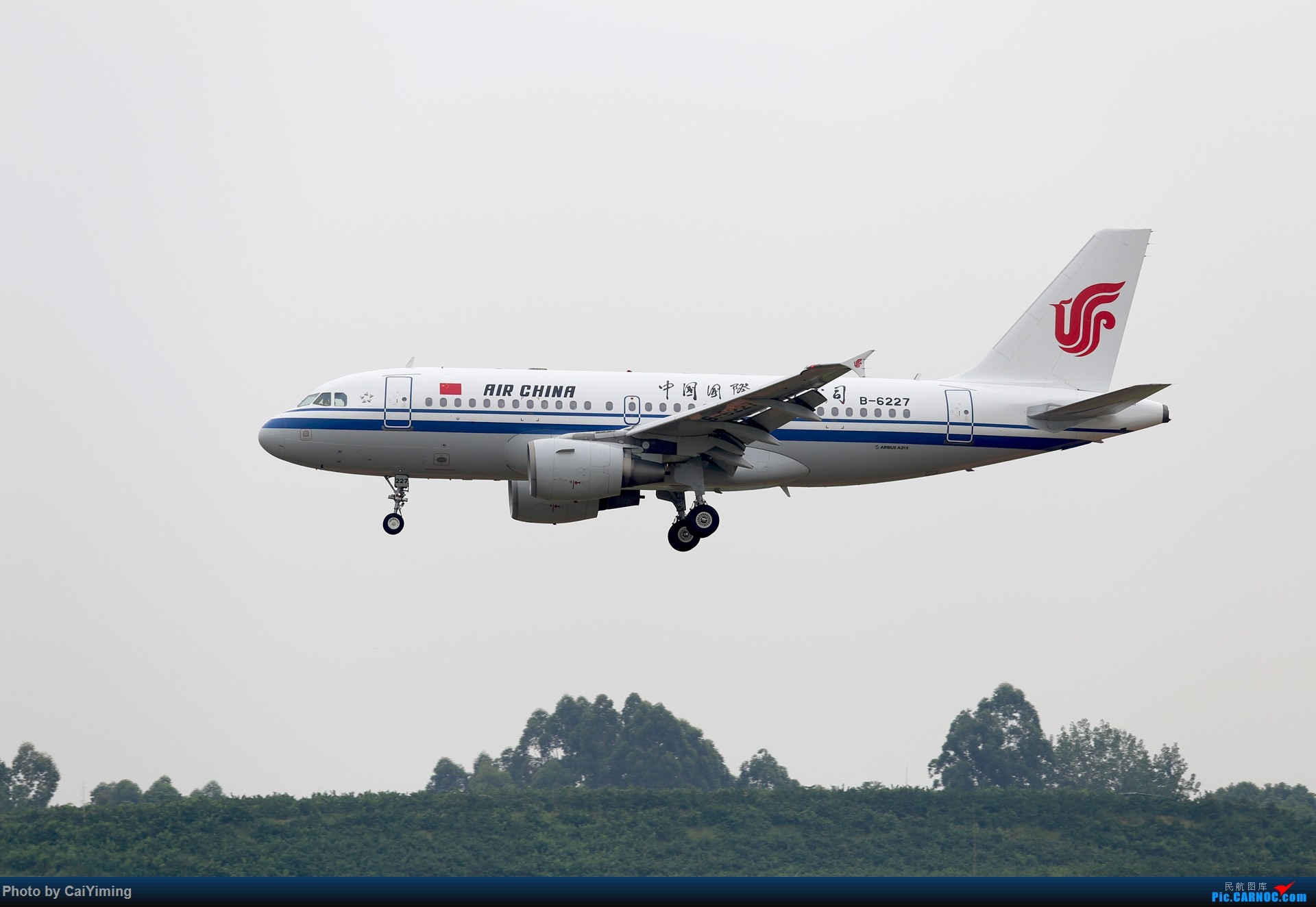 Re:[原创]成都双流水泥厂的日常 AIRBUS A319-100 B-6227 中国成都双流国际机场