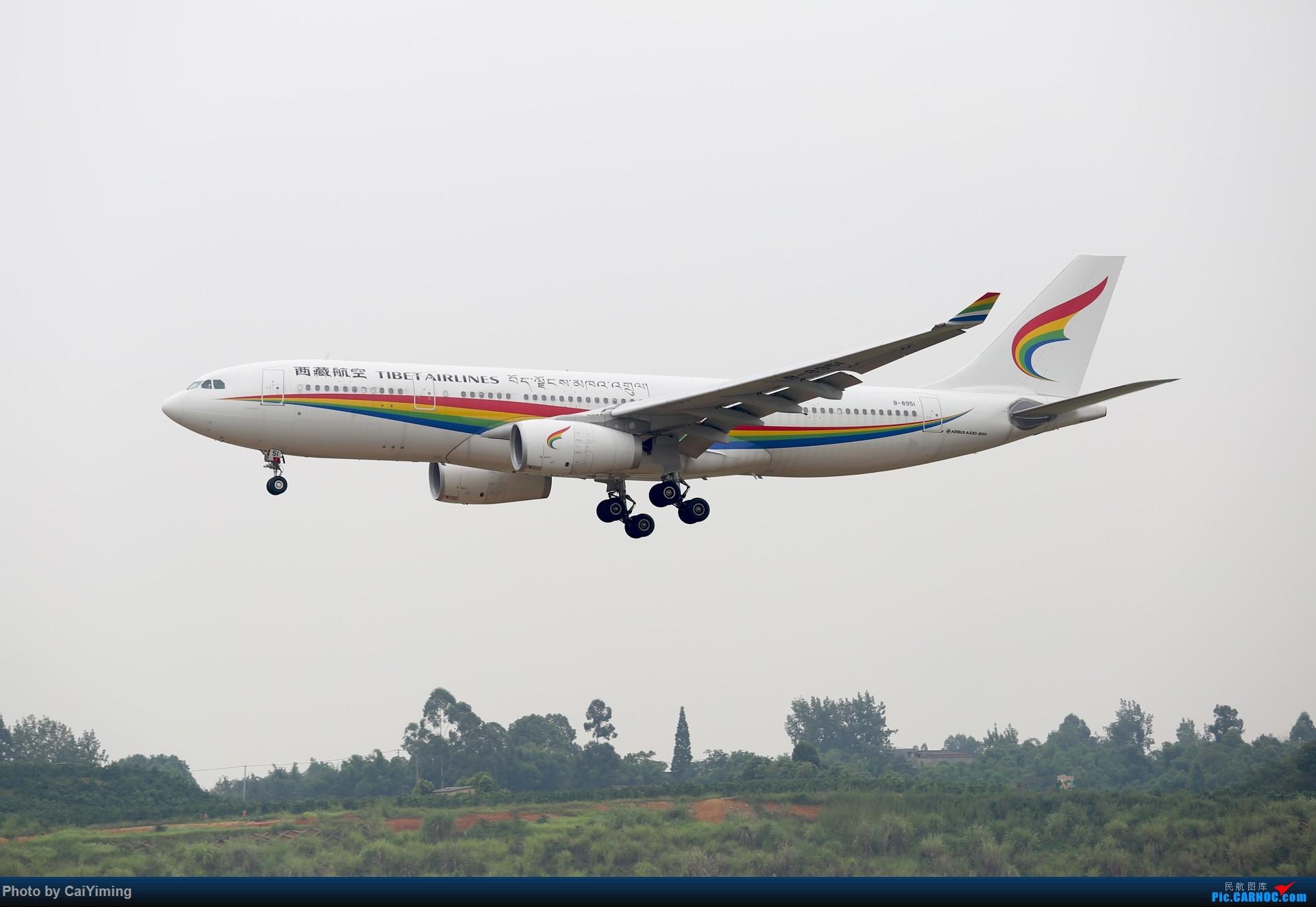 Re:[原创]成都双流水泥厂的日常 AIRBUS A330-200 B-8951 中国成都双流国际机场
