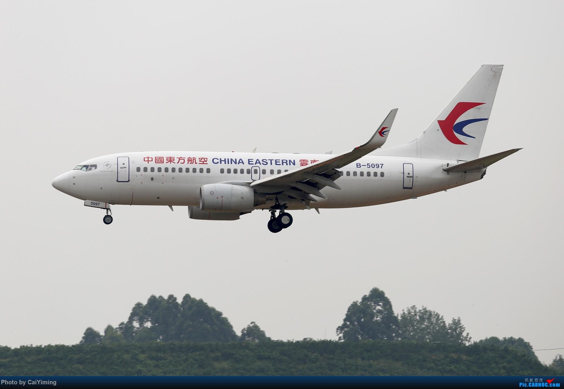 Re:[原创]成都双流水泥厂的日常 BOEING 737-700 B-5097 中国成都双流国际机场