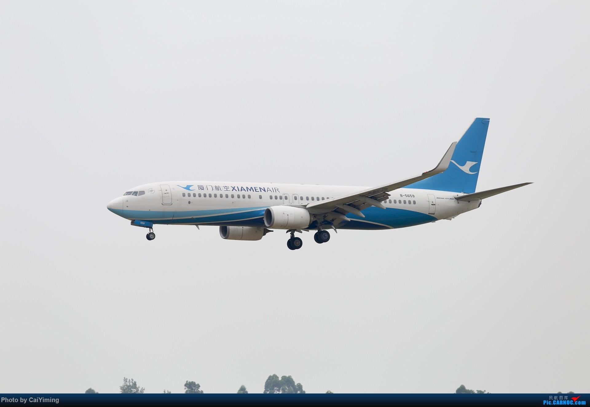 Re:[原创]成都双流水泥厂的日常 BOEING 737-800 B-5659 中国成都双流国际机场