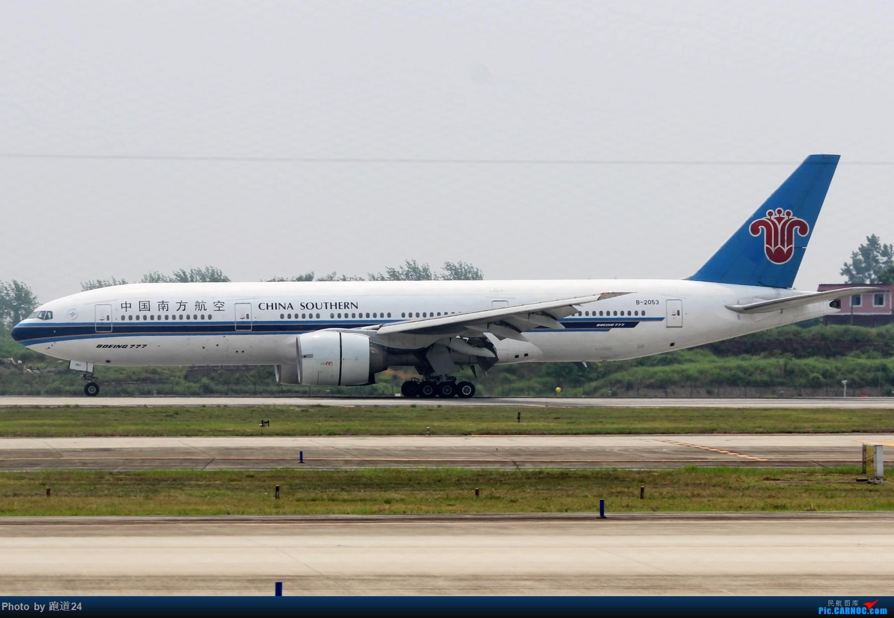 Re:[多图党]不愧是成卢兹啊!! 1800*1200 BOEING 777-200 B-2053 中国成都双流国际机场