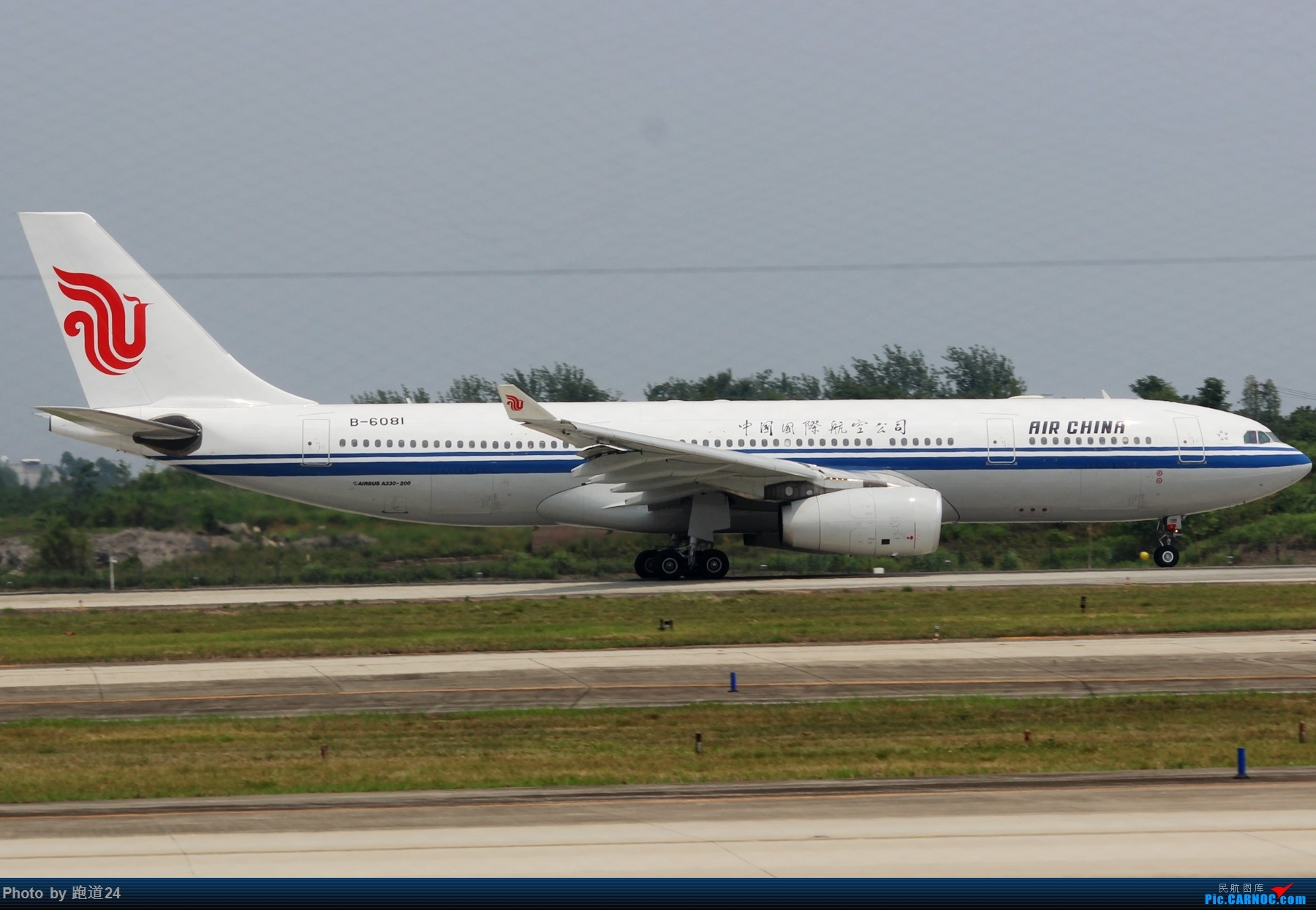 Re:[原创][多图党]不愧是成卢兹啊!! 1800*1200 AIRBUS A330-200 B-6081 中国成都双流国际机场