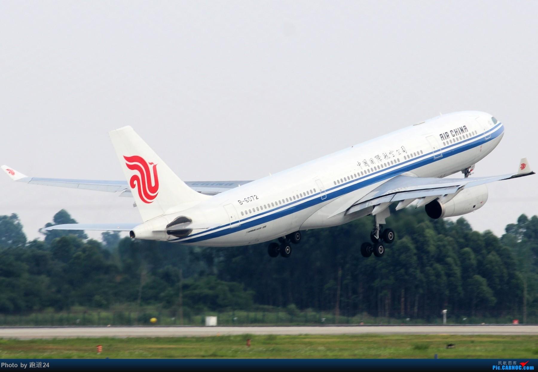 Re:[原创][多图党]不愧是成卢兹啊!! 1800*1200 AIRBUS A330-200 B-6072 中国成都双流国际机场