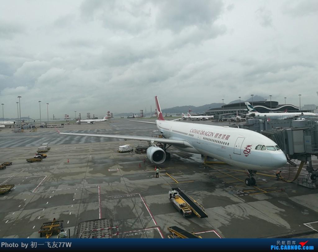 Re:[原创]香港到蒙特利尔,中转多伦多 B330
