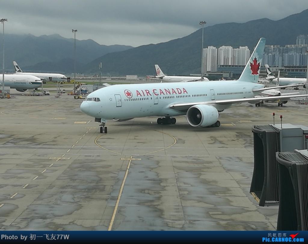 Re:[原创]香港到蒙特利尔,中转多伦多 BOEING 777-200LR  香港赤鱲角国际机场