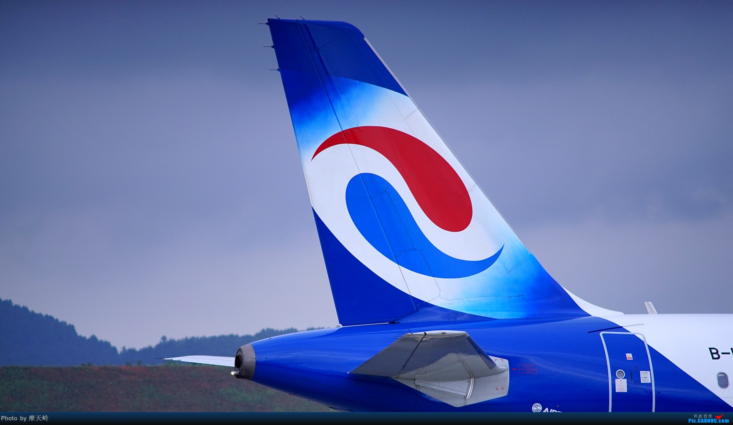 Re:[原创]kmg 东西跑道追拍飞机 AIRBUS A320-200 B-1827 中国昆明长水国际机场