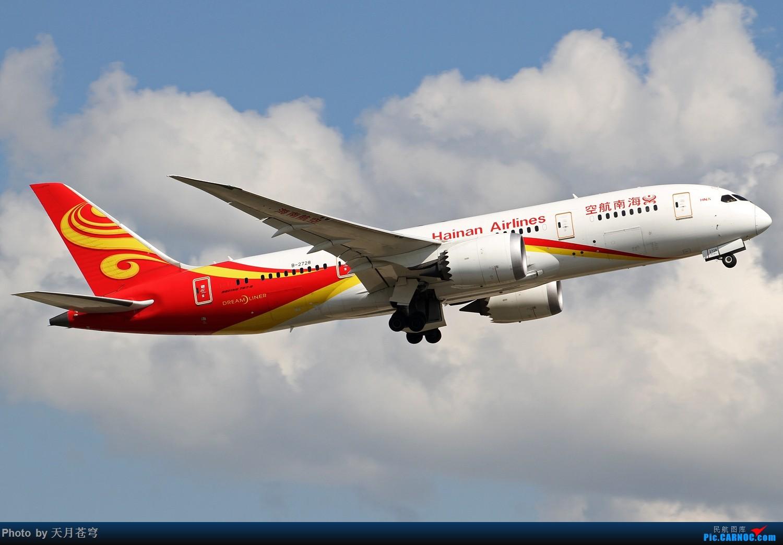 Re:[原创]【KMG】长水西跑的光线还是相当不错的 BOEING 787-8 B-2728 中国昆明长水国际机场