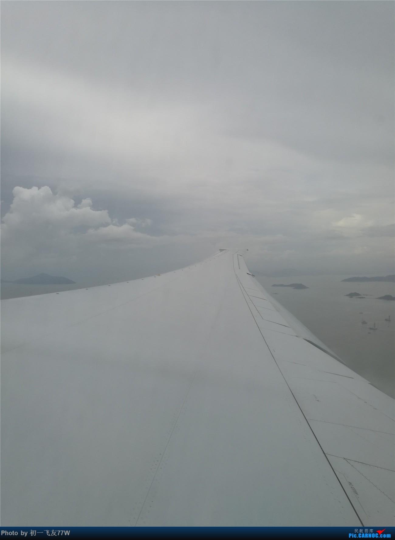 Re:[原创]香港到蒙特利尔,中转多伦多 BOEING 777-200LR