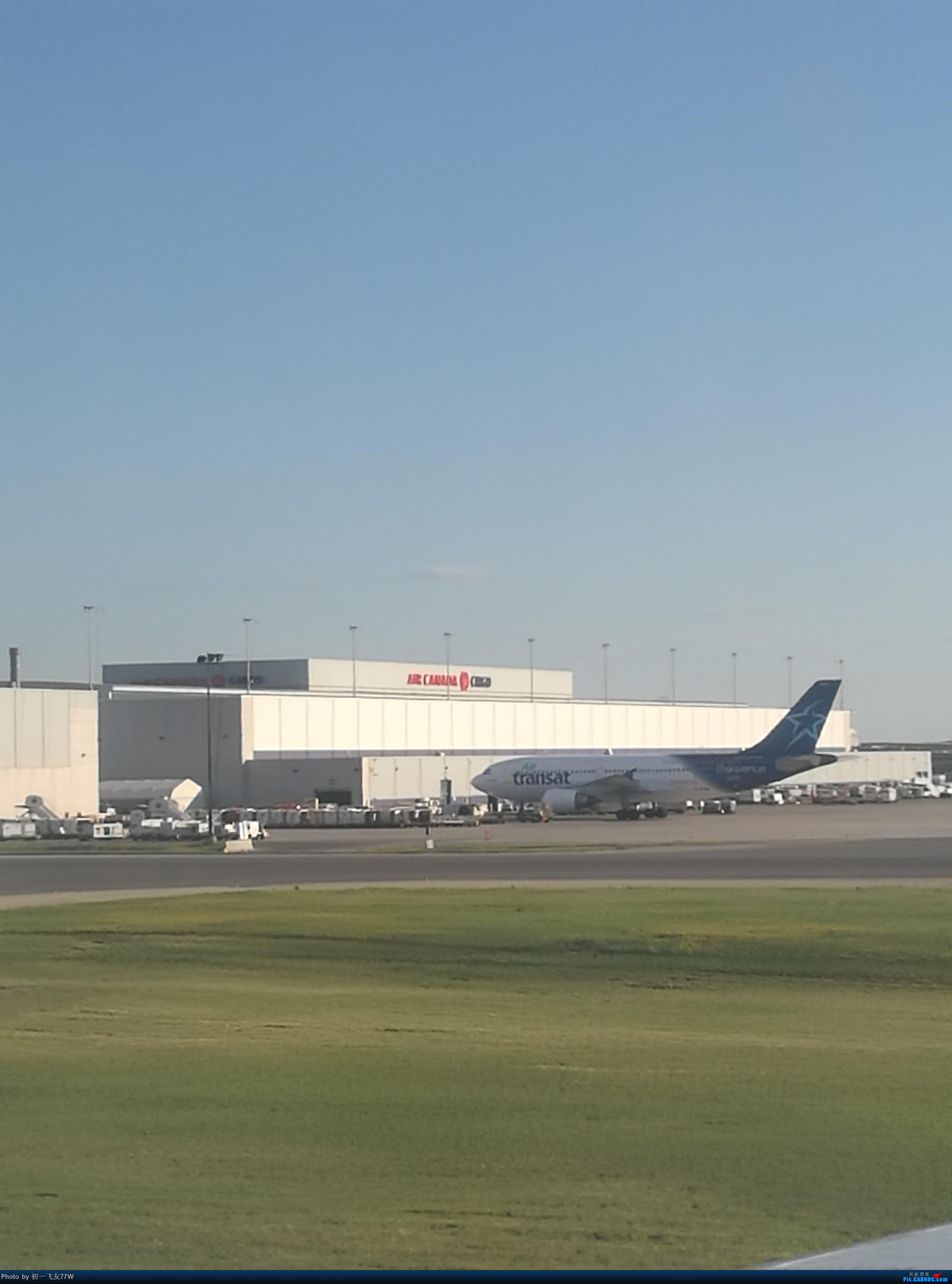 Re:[原创]香港到蒙特利尔,中转多伦多 AIRBUS A310