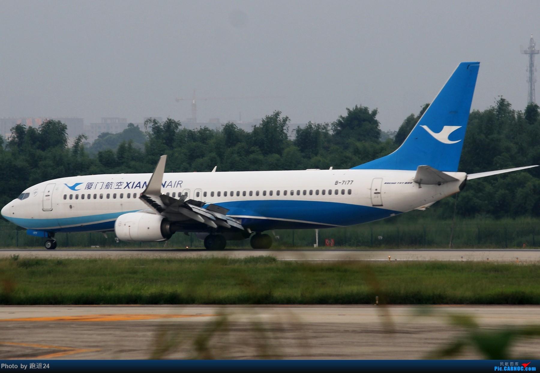 Re:[原创]【多图党】归来的货 1800*1200 BOEING 737-800 B-7177 中国成都双流国际机场