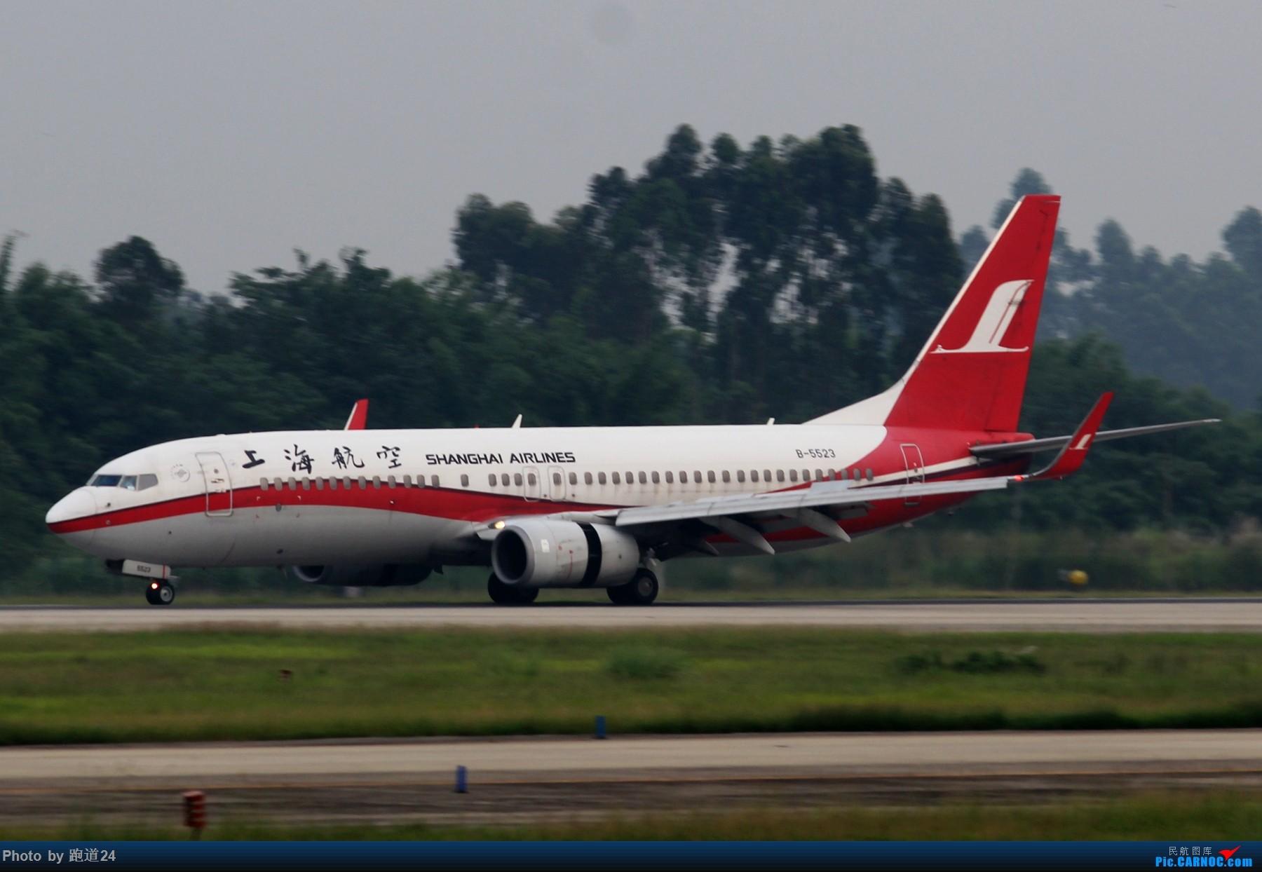 Re:[原创]【多图党】归来的货 1800*1200 BOEING 737-800 B-5523 中国成都双流国际机场