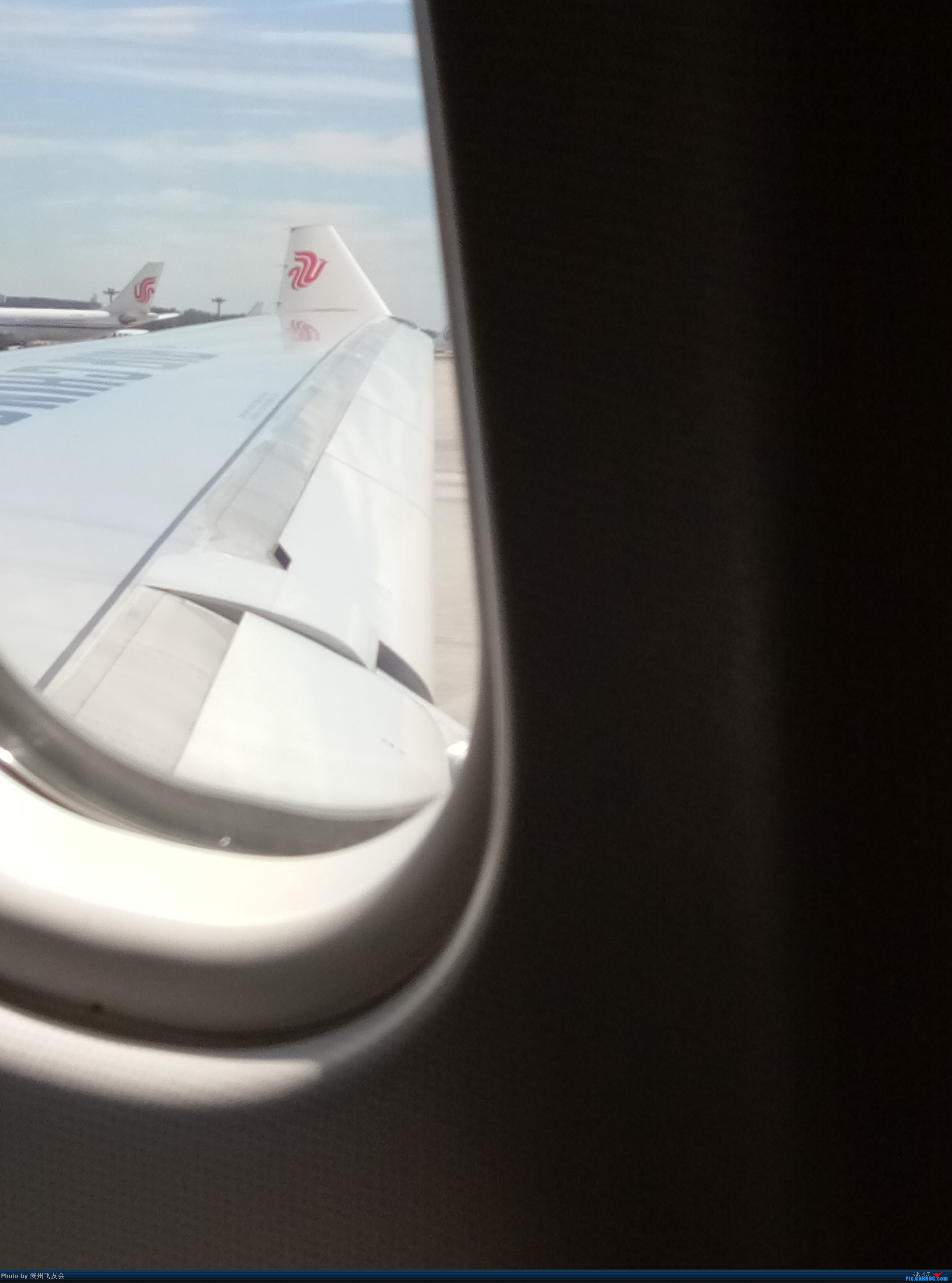 Re:[原创]逐梦路上――带你见识一个不一样的温哥华~ AIRBUS A330-300  北京首都国际机场T3