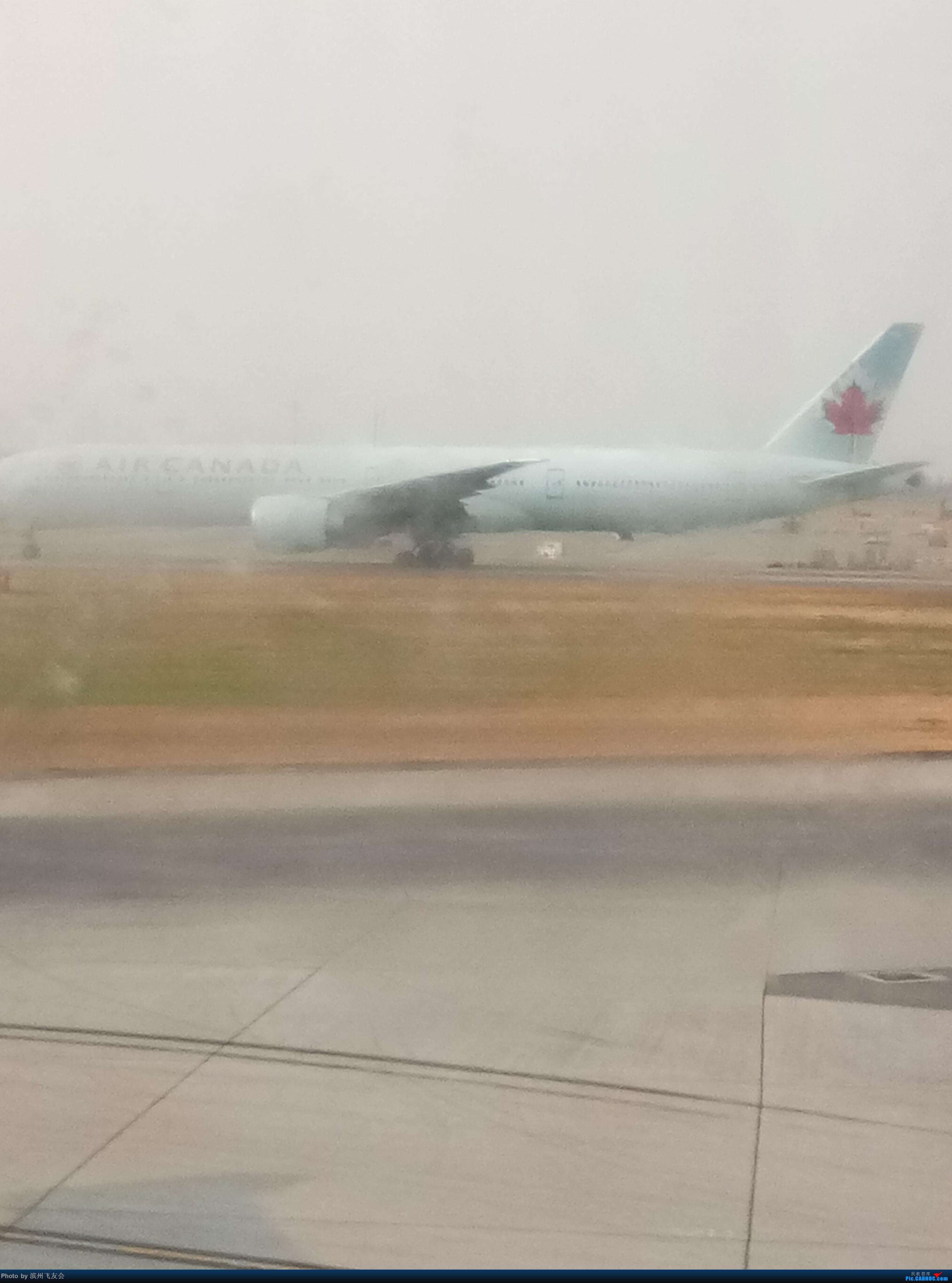 Re:[原创]逐梦路上――带你见识一个不一样的温哥华~ BOEING 777-300ER  加拿大温哥华机场