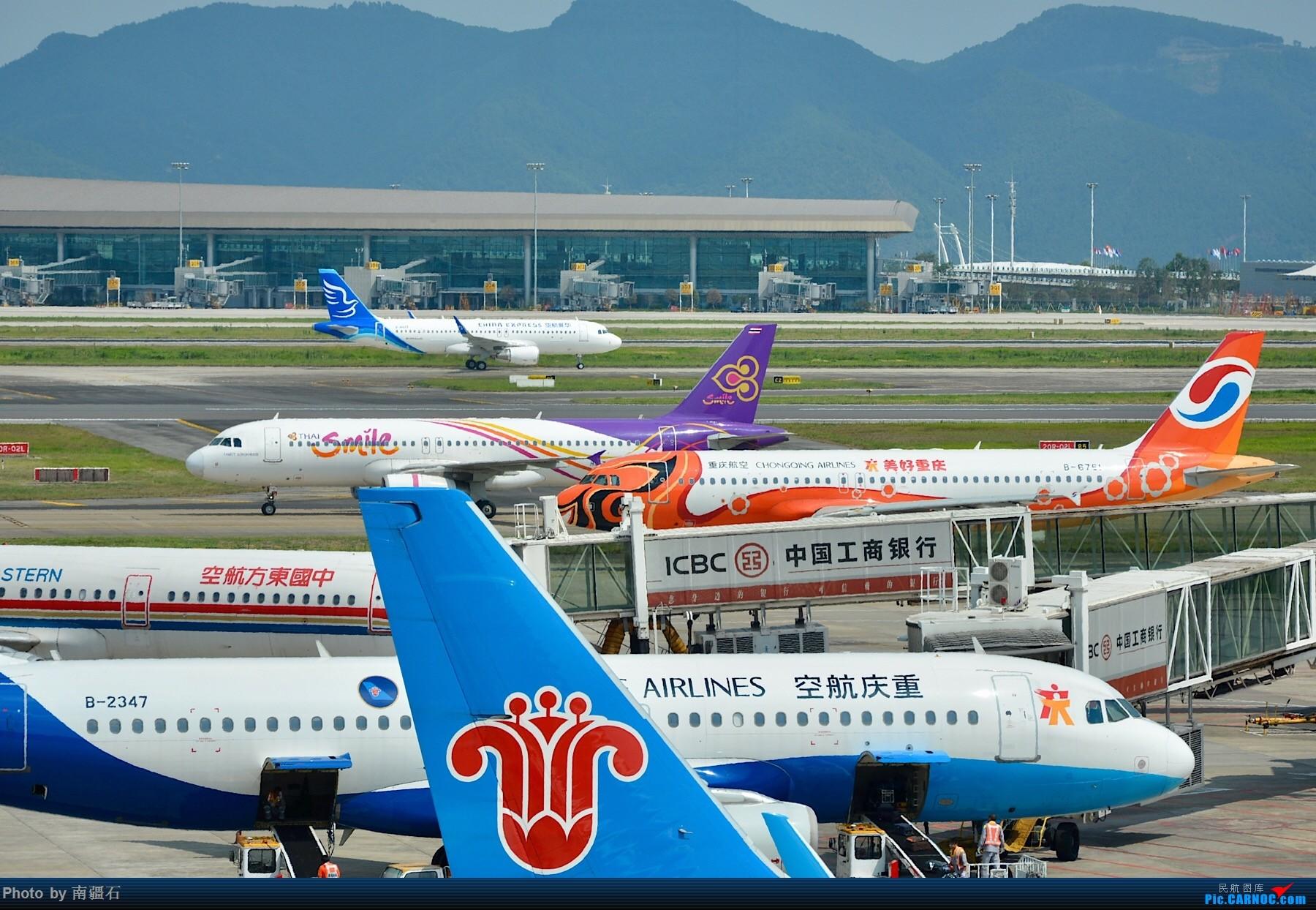 Re:[原创]8月20日 重庆江北机场偶遇华夏第一架a320 AIRBUS A320-200 B-8697 中国重庆江北国际机场