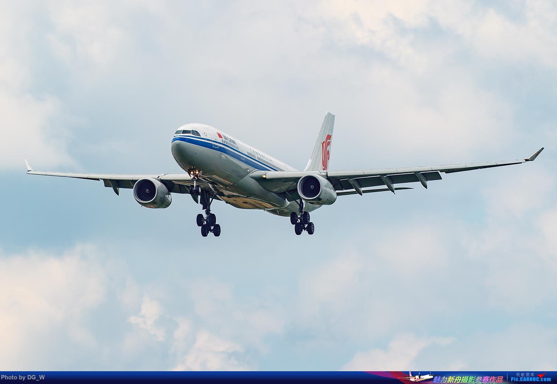 Re:[原创]【南宁飞友】难得的23跑道落地视角和宽体机 AIRBUS A330-200 B-6092 中国南宁吴圩国际机场