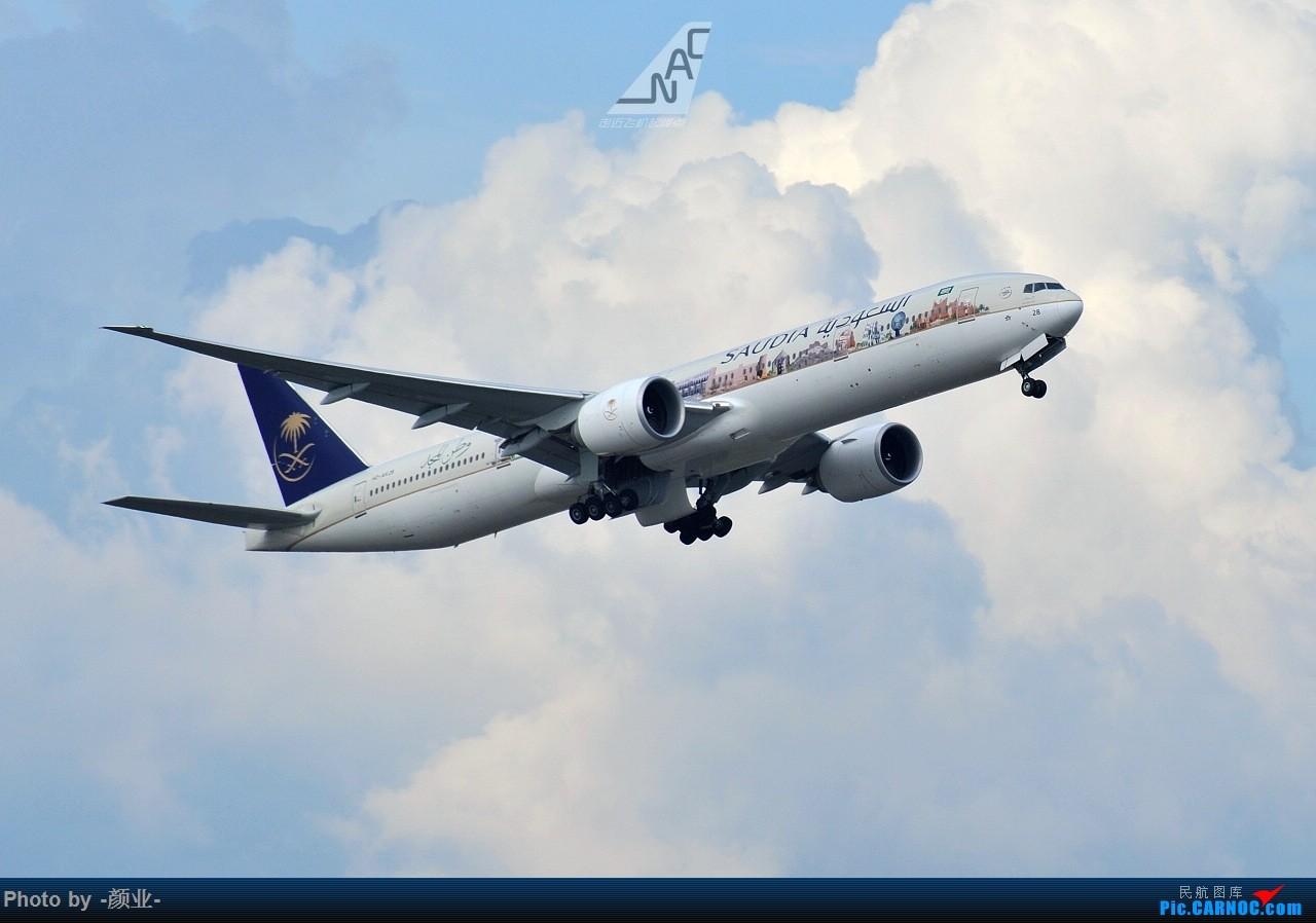Re:[原创]ZGGG(广州CAN)的波音777系列-继续更新 BOEING 777-300ER HZ-AK28 中国广州白云国际机场