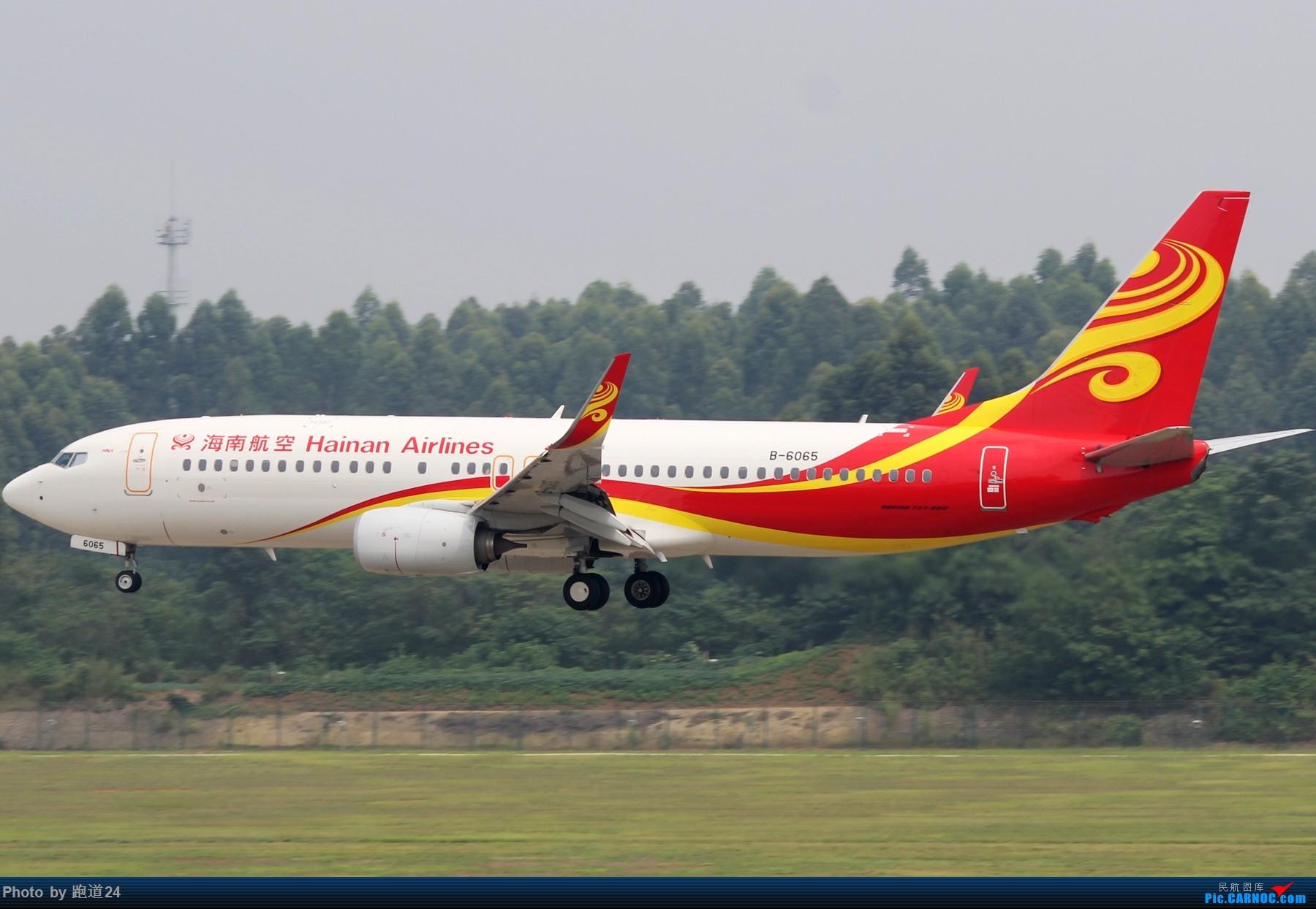 Re:[原创]【多图党】海航738 1800*1200 BOEING 737-800 B-6065 中国成都双流国际机场