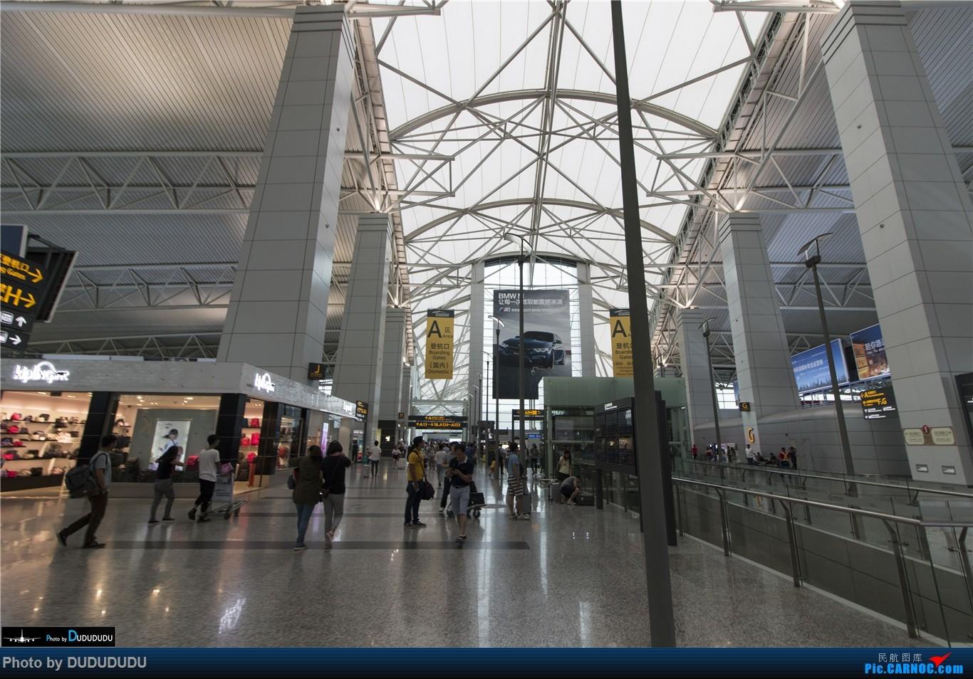Re:[原创]【DUDUDUDU】暑期飞行合集 从A388到MA60    中国广州白云国际机场