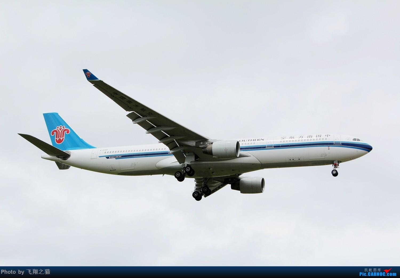 Re:[原创]CKG拍机(雨过天晴去拍机,T3时代开启前最后一拍) AIRBUS A330-300  重庆江北国际机场