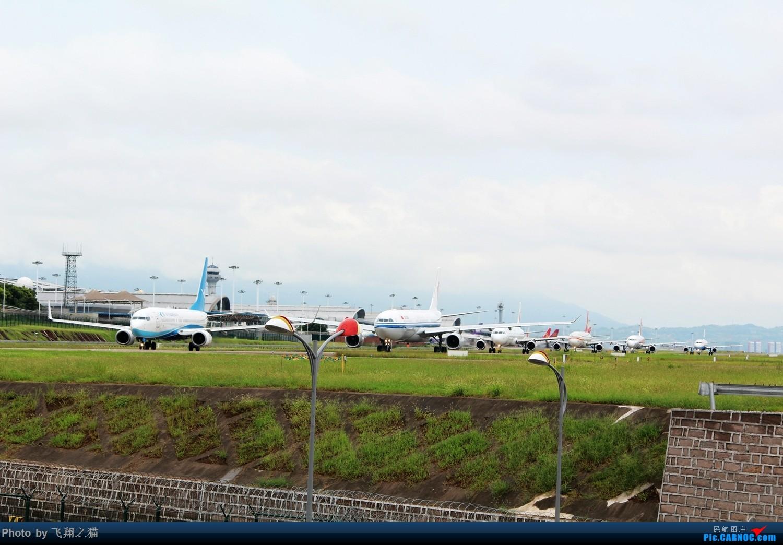 Re:[原创]CKG拍机(雨过天晴去拍机,T3时代开启前最后一拍) BOEING 737-800  重庆江北国际机场