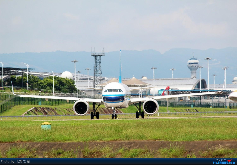 Re:[原创]CKG拍机(雨过天晴去拍机,T3时代开启前最后一拍) AIRBUS A320NEO  重庆江北国际机场