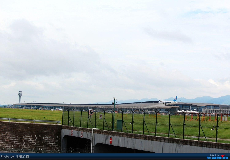Re:[原创]CKG拍机(雨过天晴去拍机,T3时代开启前最后一拍)    中国重庆江北国际机场
