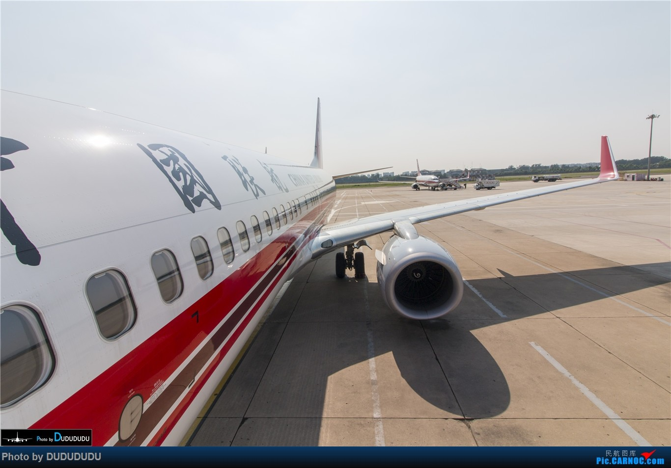 Re:[原创]【DUDUDUDU】暑期飞行合集 从A388到MA60 BOEING 737-800 B-7563 中国北京南苑机场