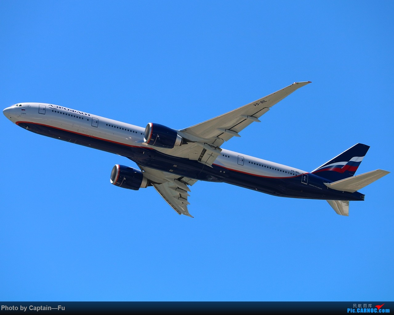 Re:[原创]香港拍机 BOEING 777-300ER VQ-BIL 中国香港国际机场