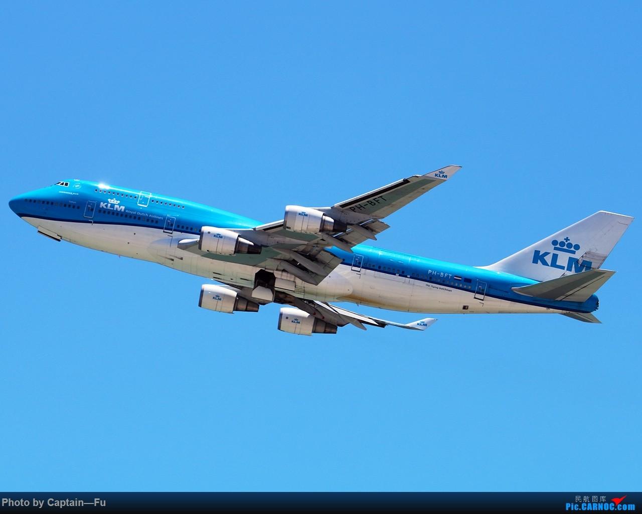Re:[原创]香港拍机 BOEING 747-400 PH-BFT 中国香港国际机场