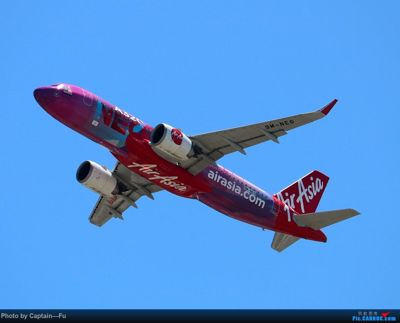 Re:[原创]香港拍机 AIRBUS A320NEO 9M-NEO 中国香港国际机场