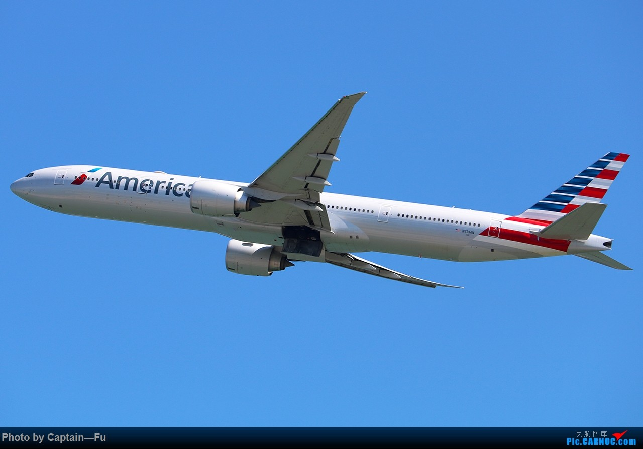 Re:[原创]香港拍机 BOEING 777-300ER N731AN 中国香港国际机场