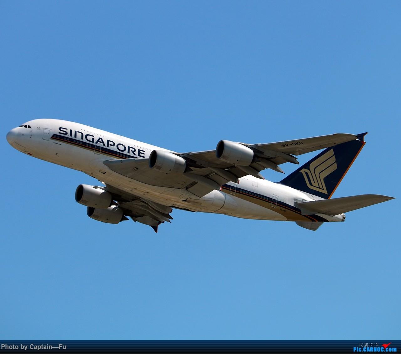 Re:[原创]香港拍机 AIRBUS A380-800 9V-SKC 中国香港国际机场