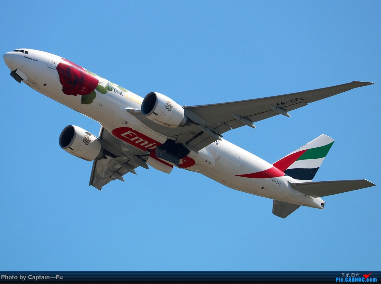 Re:[原创]香港拍机 BOEING 777 A6-EFL 中国香港国际机场