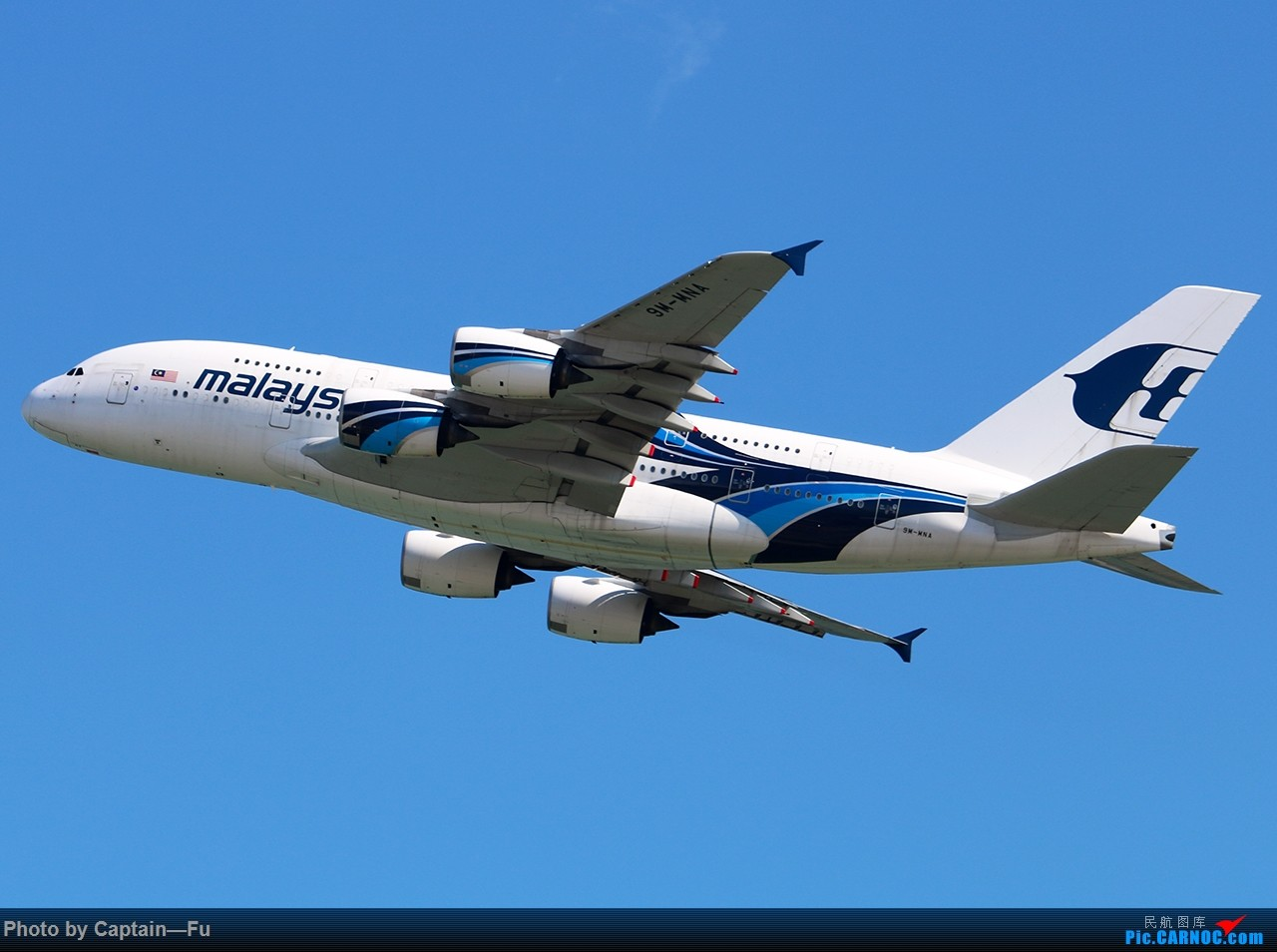 Re:[原创]香港拍机 AIRBUS A380-800 9M-MNA 中国香港国际机场