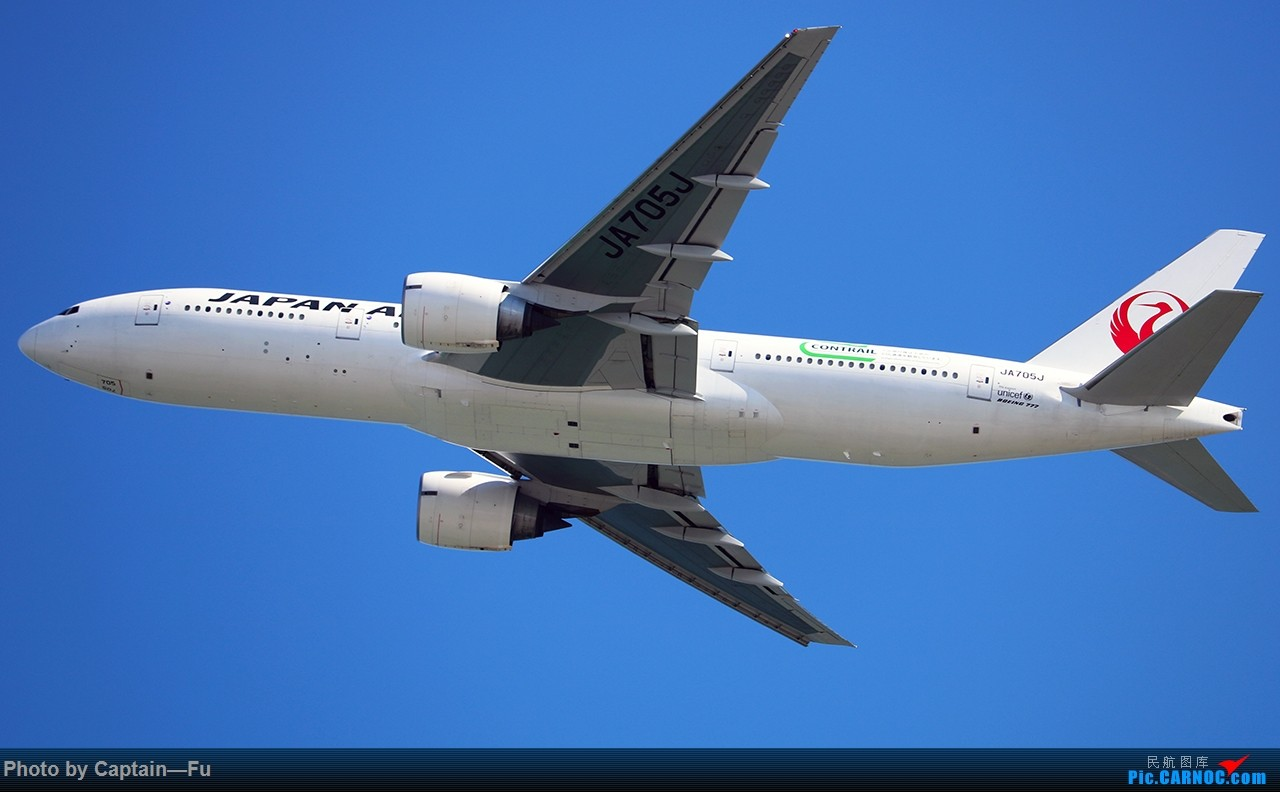 Re:[原创]香港拍机 BOEING 777-200 JA705J 中国香港国际机场