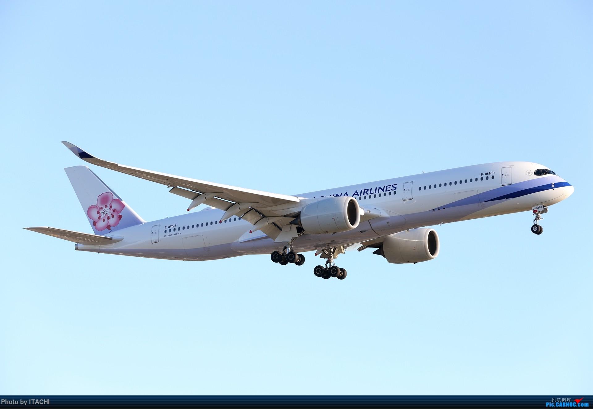 Re:全部都是新飞机380 350 787 AIRBUS A350-900 B-18903 加拿大温哥华机场