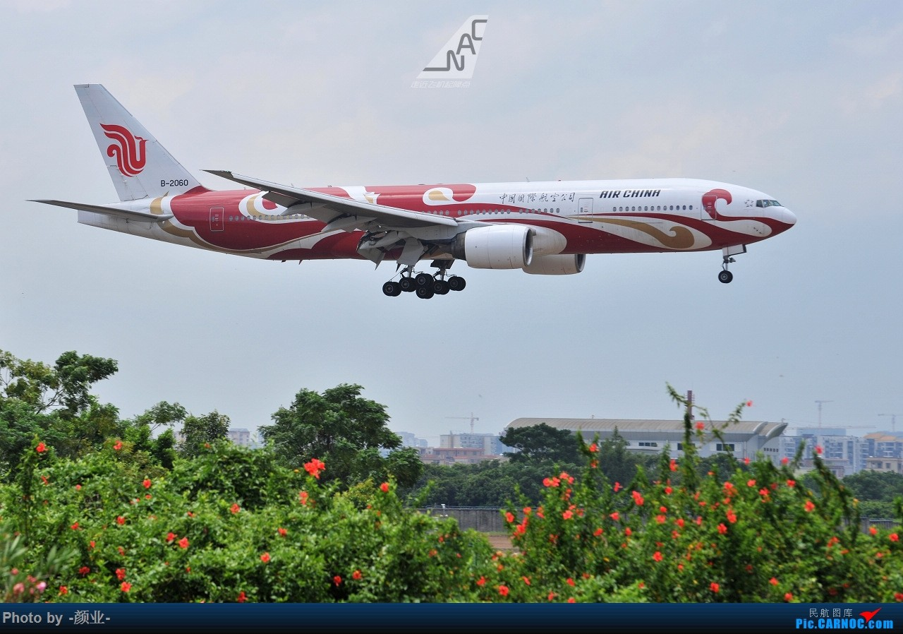 Re:[原创]ZGGG(广州CAN)的波音777系列-继续更新 BOEING 777-200 B-2060 中国广州白云国际机场