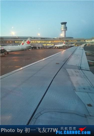 Re:[原创]香港到蒙特利尔,中转多伦多 A319